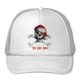 Gorra del pirata del navidad