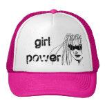 gorra del poder del chica