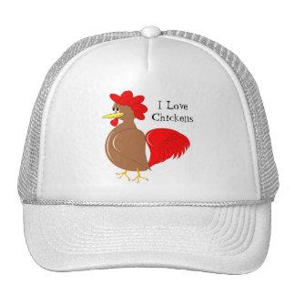 Gorra del pollo