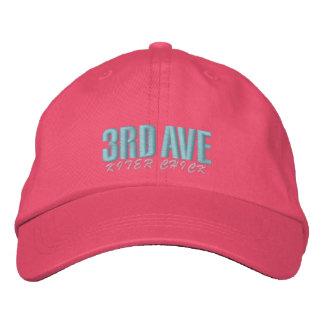 gorra del polluelo de 3rdAve Kiter Gorras De Béisbol Bordadas