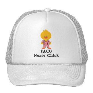 Gorra del polluelo de la enfermera de PACU