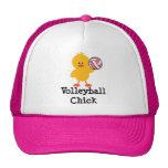 Gorra del polluelo del voleibol