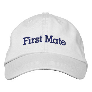 Gorra del primer compañero gorra de béisbol