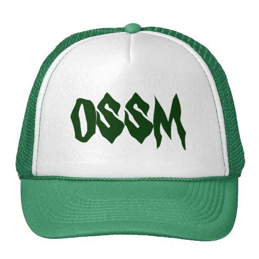Gorra del problema de OSSM 1r
