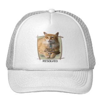 Gorra del problema del ratón