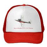 Gorra del profesor particular de los Snowbirds CT-