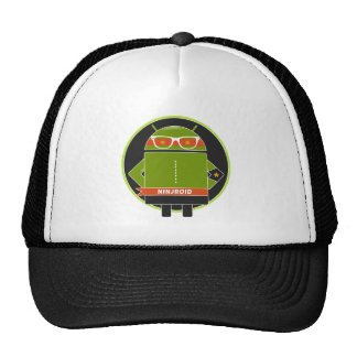 gorra del programador - ninjroid