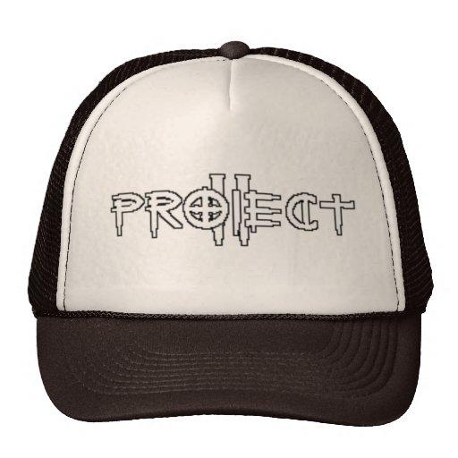 Gorra del proyecto 11