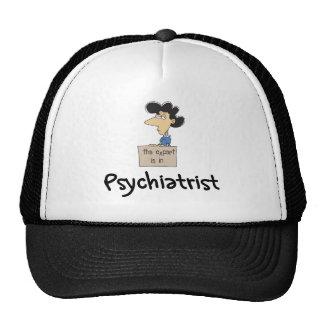 Gorra del psiquiatra