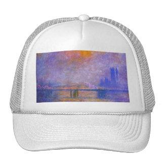 Gorra del puente cruzado de Monet Charing