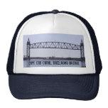 Gorra del puente del ferrocarril del canal de Cape