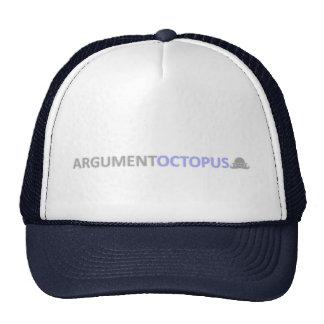 Gorra del pulpo de la discusión