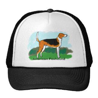 Gorra del raposero americano