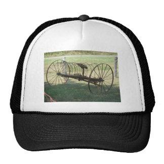 Gorra del rastrillo de heno