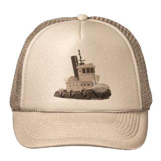 Gorra del remolcador