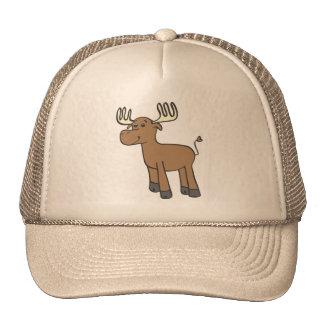 Gorra del reno del navidad