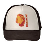 Gorra del retrato de Frederich Nietzsche