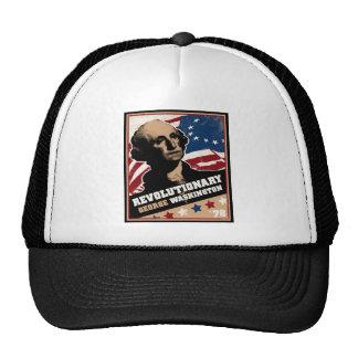 Gorra del revolucionario de George Washington