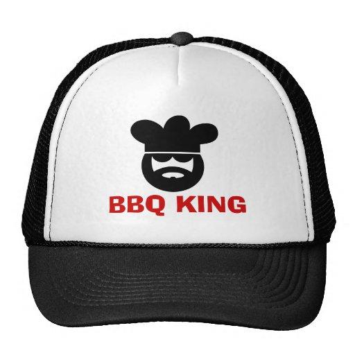 Gorra del rey del Bbq para los hombres
