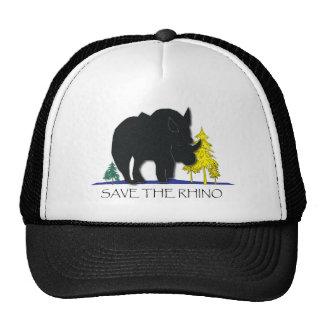 Gorra del rinoceronte