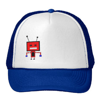 Gorra del robot