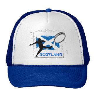Gorra del rugbi de Escocia