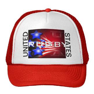 Gorra del rugbi de Estados Unidos
