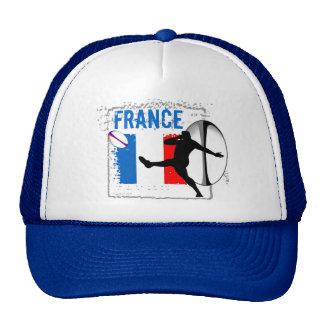 Gorra del rugbi de Francia