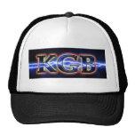 Gorra del ruso de KGB
