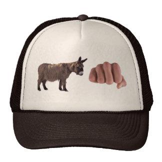 gorra del sacador del burro