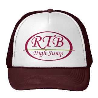Gorra del salto de altura de RTB