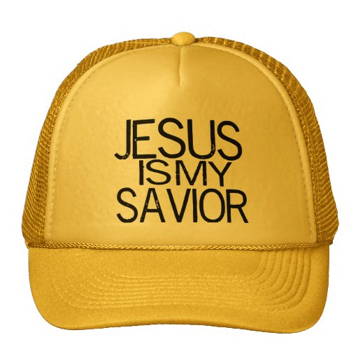 Gorra del salvador