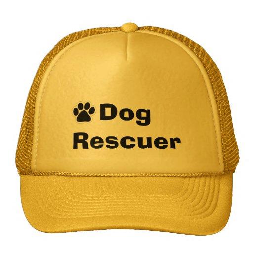 Gorra del salvador del perro