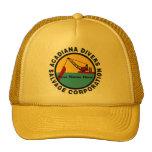 Gorra del salvamento de los buceadores de Acadiana