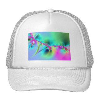 Gorra del satén del verano