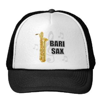 Gorra del saxofón del barítono
