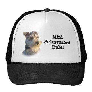 Gorra del Schnauzer miniatura