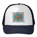Gorra del sello de la humanidad