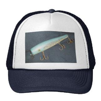 Gorra del señuelo #1 del vintage del nadador de