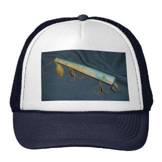 Gorra del señuelo del vintage del nadador de Cap'n