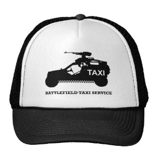 Gorra del servicio del taxi del campo de batalla