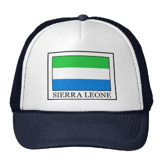 Gorra del Sierra Leone