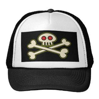 Gorra del símbolo del pirata