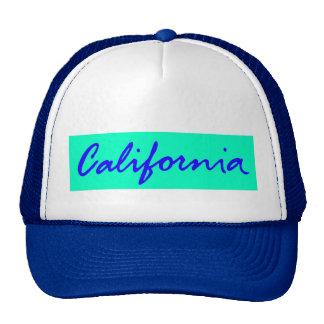 Gorra del Snapback del logotipo de California del
