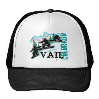 Gorra del snowboarder de Vail Colorado