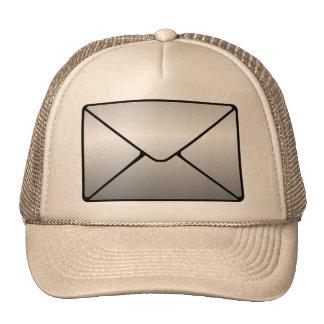 Gorra del sobre del correo