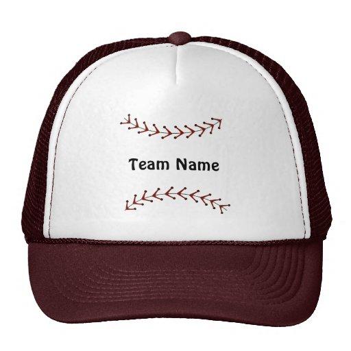 Gorra del softball de Fastpitch