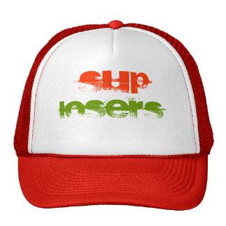 gorra del sorbo