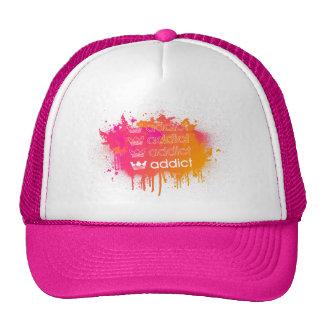 gorra del sparypaint de la parodia del adicto 2008