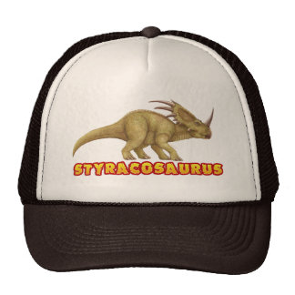Gorra del Styracosaurus
